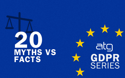 20 GDPR Myth's vs Facts