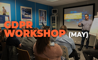 GDPR Workshop (17th May 2018)