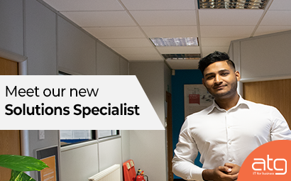 Meet our new 'Solutions Specialist', Mohammed Majid