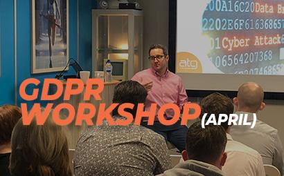 GDPR Workshop (19th April 2018)